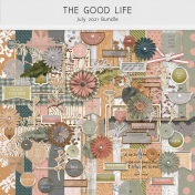 The Good Life: July 2021 Bundle