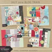 July 2014 Blog Train Bundle