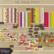 The Veggie Patch- Collab Bundle