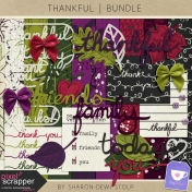 Thankful- Bundle