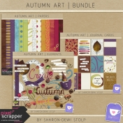 Autumn Art- Bundle