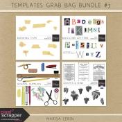 Templates Grab Bag Bundle #3