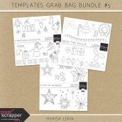 Templates Grab Bag Bundle #5