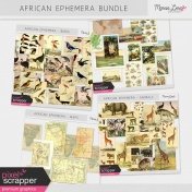 African Ephemera Bundle