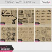 Vintage Images Bundle #5
