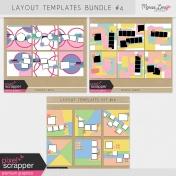 Layout Templates Bundle #4