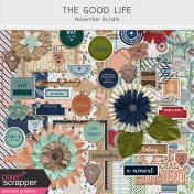 The Good Life: November 2020 Bundle