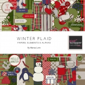 Winter Plaid Bundle