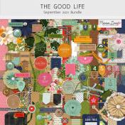 The Good Life: September 2021 Bundle