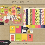 Kawaii Halloween Bundle