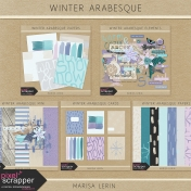 Winter Arabesque Bundle