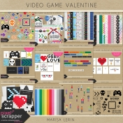 Video Game Valentine Bundle