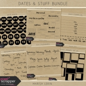 Dates & Stuff Bundle