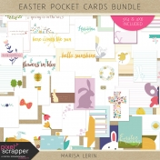 Easter Pocket Cards Bundle
