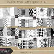 Paper Templates Bundle #2