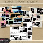 Layout Templates Bundle #1