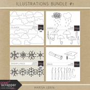 Illustrations Bundle #1