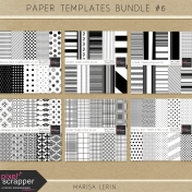 Paper Templates Bundle #6