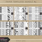 Paper Templates Kit #9