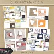 Quick Pages Bundle #2