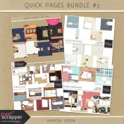 Quick Pages Bundle #3