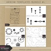 Arrow Templates Bundle #1