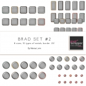 Brad Set #2 Bundle