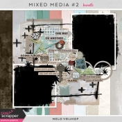 Mixed Media 2- Bundle