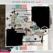 Mixed Media 2- Bundle