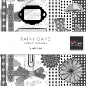Rainy Days Template Bundle
