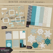 Winter Arabesque- Bundle