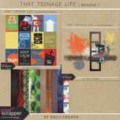 That Teenage Life- Bundle