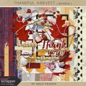Thankful Harvest- Bundle