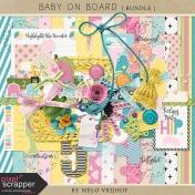 Baby On Board- Bundle