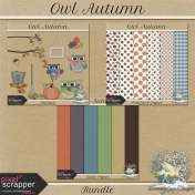 Owl Autumn Bundle