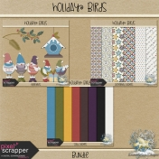 Holiday Birds- Bundle
