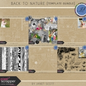 Back to Nature- Template Bundle