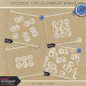 Toolbox Circles- Template Bundle