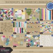Raindrops & Rainbows- Bundle