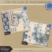 For the Love of Peace- Bundle
