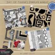Day of Thanks - Template Bundle