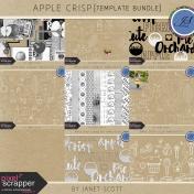 Apple Crisp- Template Bundle