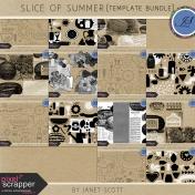 Slice of Summer- Template Bundle