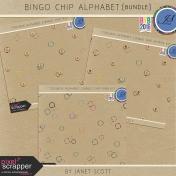 Toolbox Bingo Chip Alphabet- Bundle