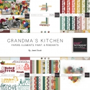 Grandma's Kitchen Bundle