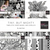 Tiny, But Mighty- Templates, Shape Masks, Overlays, and Textures