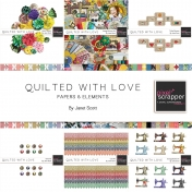 Quilted With Love- Vintage Bundle