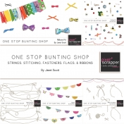 One Stop Bunting Shop Bundle