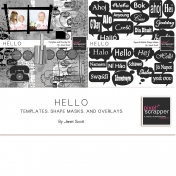 Hello- Template Bundle