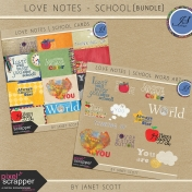 Love Notes- School Bundle